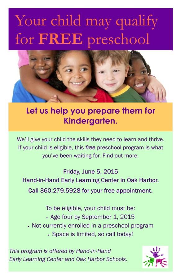Pre-K Preschool 2015-1